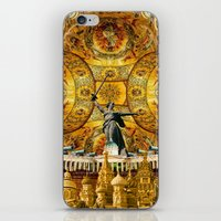 russia iPhone & iPod Skins featuring HISTORICAL RUSSIA by sametsevincer