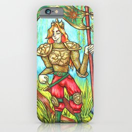 Here Comes the Sun King iPhone Case