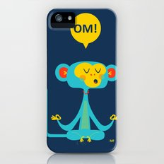 OM! Monkey iPhone (5, 5s) Slim Case