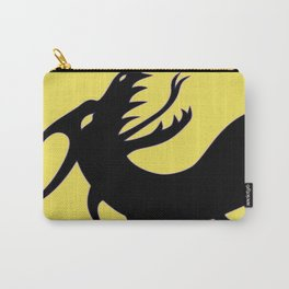 Dark Dragon Carry-All Pouch