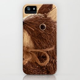 Penita and the pinecone iPhone Case
