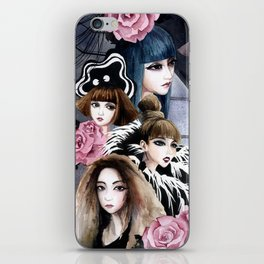 2NE1 iPhone Skin