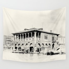Venice - Study 19 Wall Tapestry