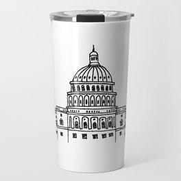 Around the World - Washington DC Travel Mug