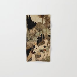 """Autumn Interlude"" by Charles Robinson Hand & Bath Towel"