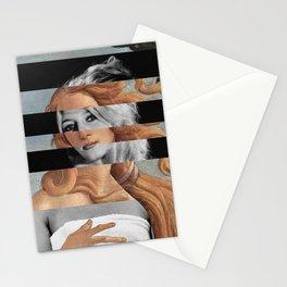 Botticelli's Venus & Brigitte Bardot Stationery Cards