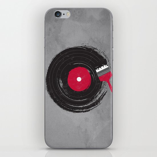 Art of Music iPhone & iPod Skin