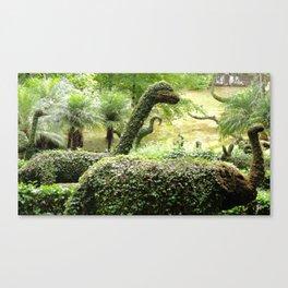 Terra Nostra Gardens, Azores Canvas Print