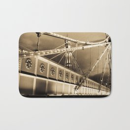 The Albert Bridge London Bath Mat