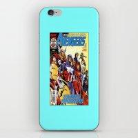 comic iPhone & iPod Skins featuring comic by Kathead Tarot/David Rivera