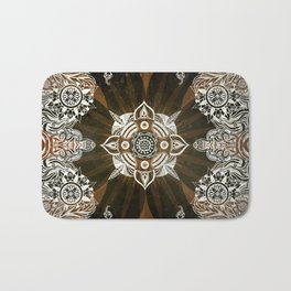 Discovered Pasts Bath Mat
