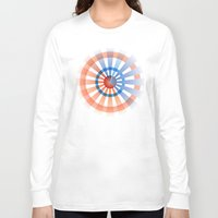 patriotic Long Sleeve T-shirts featuring Patriotic by Chris Cooch