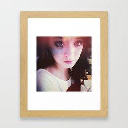 V . N O I R E Framed Art Print