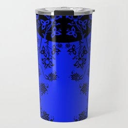 floral ornaments pattern wbim150 Travel Mug