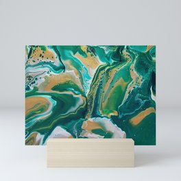 Savings Mini Art Print