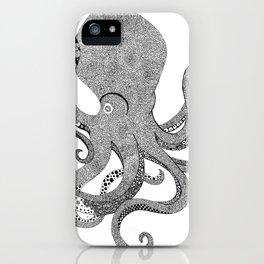 StudioJulia Octopus iPhone Case