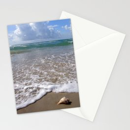 Perfect Day at the Beach Stationery Cards