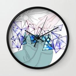 infinities pieces Wall Clock
