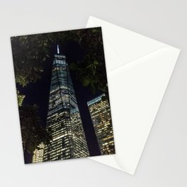Freedom through the trees - NYC Stationery Cards