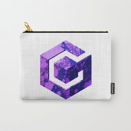 Purple GameCube Carry-All Pouch