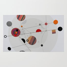 Abstract Composition 567 Rug