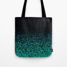 Mint Sparkle Tote Bag