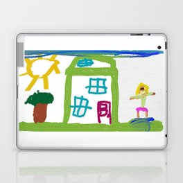 The Green House Laptop & iPad Skin