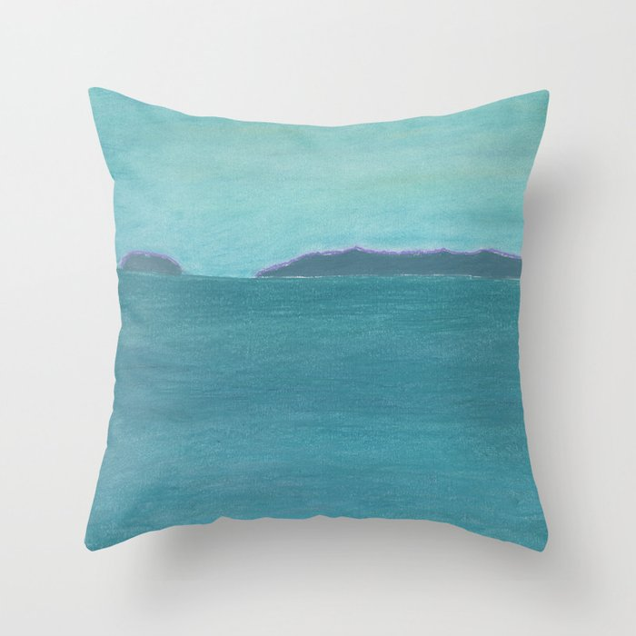 Contemporary Throw Blanket Throw Pillow by misty77