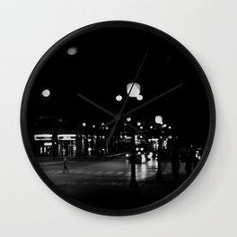 Chicago Noir ... Wall Clock