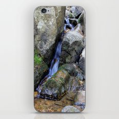 Upper Maxwell Falls in Autumn iPhone & iPod Skin