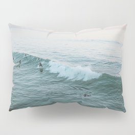 lets surf v Pillow Sham