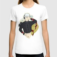 dmmd T-shirts featuring Dive into DMMd Clear by Collette Ren