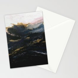 Mer morte Stationery Cards