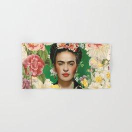 Frida Kahlo IV Hand & Bath Towel