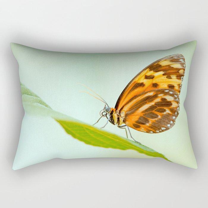 Butterfly Love Rectangular Pillow