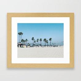 LB Vibes Framed Art Print