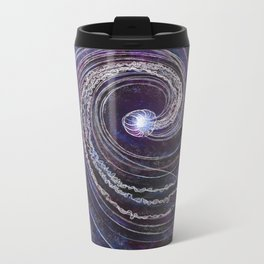 Deep Sea Cosmos Metal Travel Mug