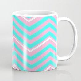 Sparks (pink + green) Coffee Mug
