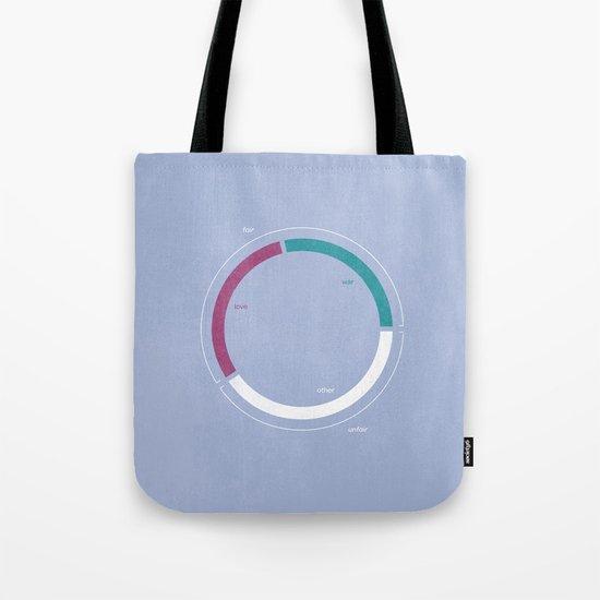 Love / War Tote Bag
