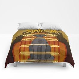 Staticat Comforters