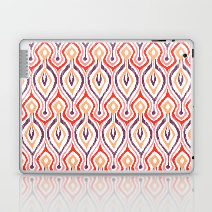 Sketchy Ikat - Nebula Laptop & iPad Skin