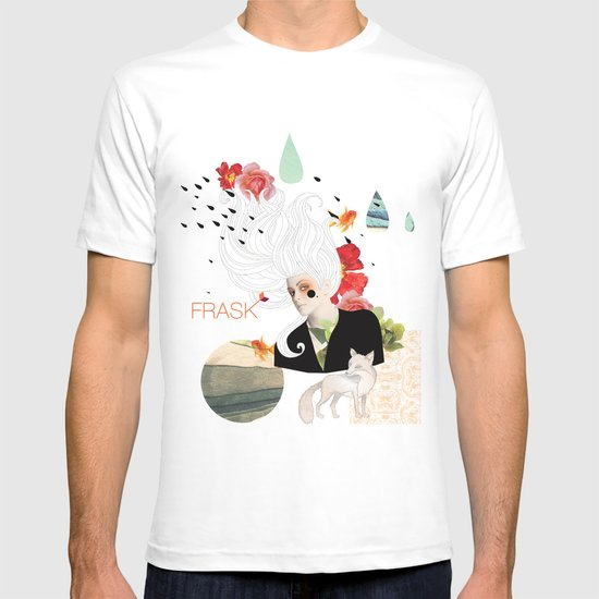 FRASK Collage T-shirt