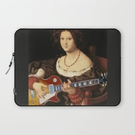 Blurred Vision  Laptop Sleeve