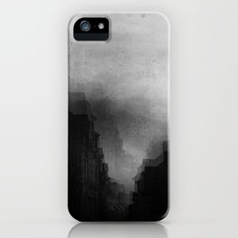 immerse the dream iPhone Case