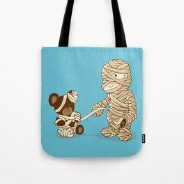MUMMY'S BOY Tote Bag