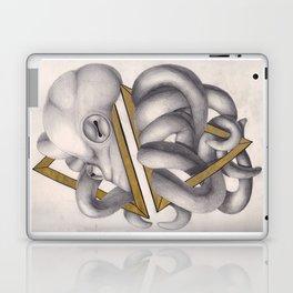 Geometric Octopus Laptop & iPad Skin