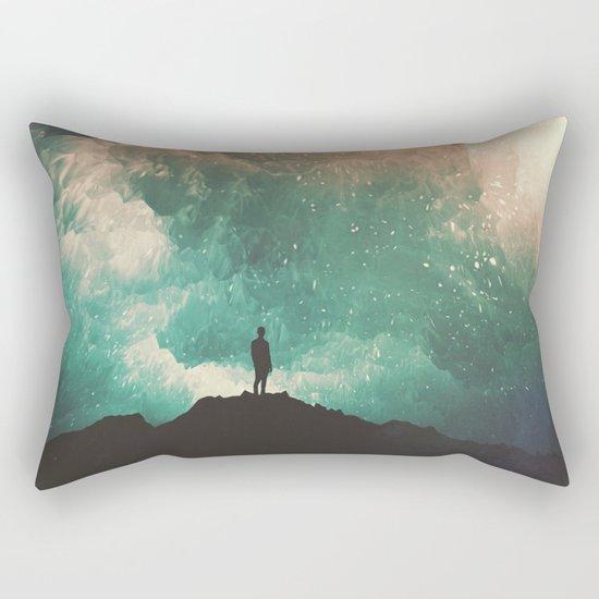 Sleepless Rectangular Pillow