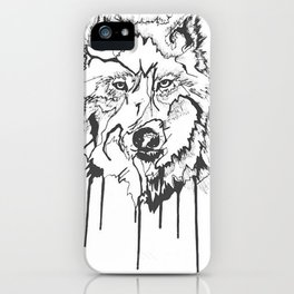 Artic Stare iPhone Case