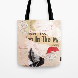 """""""in the mix"""" Tote Bag"""