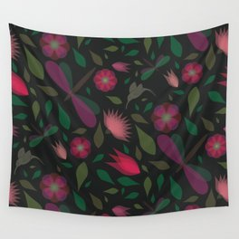 transparent world 2 Wall Tapestry